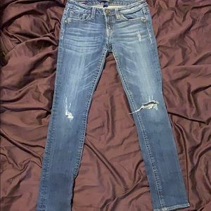 Vigoss the Seattle skinny jeans
